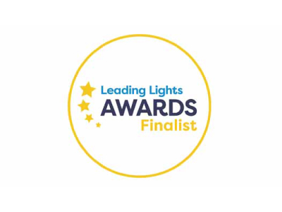 A Leading Lights 2018 Finalist
